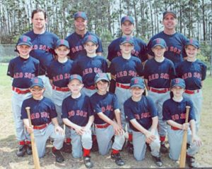 Tiger Point Sports Association, Baseball: 2006