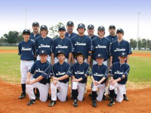 Slammers Little League Baseball: 2008