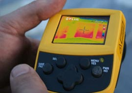 Infrared Thermal Imaging equipment