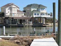 Post Firm after Hurricane Ike