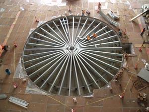 55-foot turntable