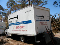 Complete General Contracting, Inc. on site