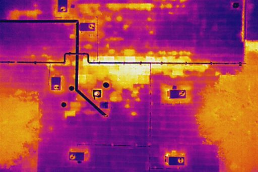 Complete, Inc. commercial drone infrared.