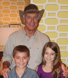 JGM 2 & Grace Minor with Jack Hanna!