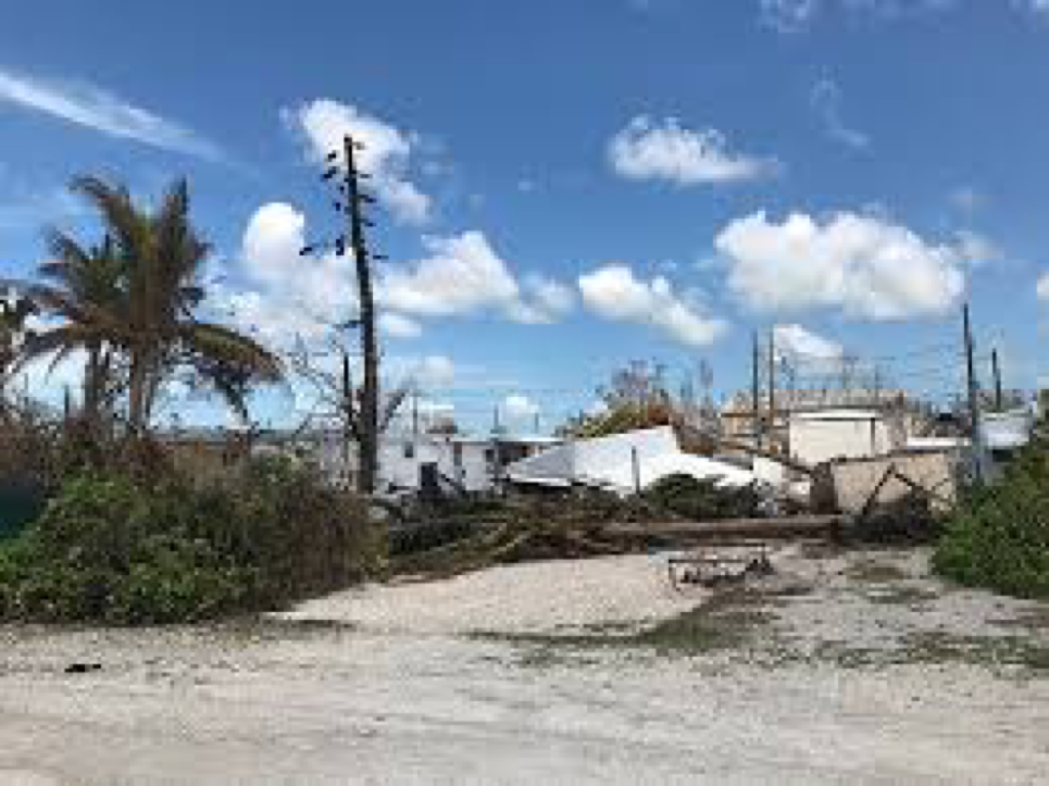 Hurricane Irma Damage