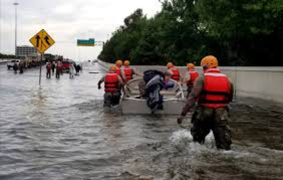 National Guard activated to help with rescue efforts in TX