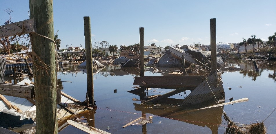 After Hurricane Michael