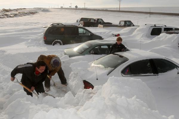 Severe Weather Alerts in South Dakota