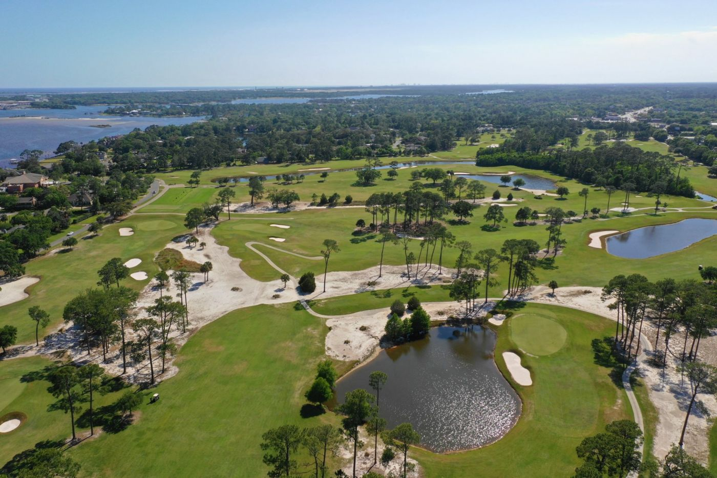 Pensacola Country Club - where the ideas are sparked on Friday afternoons
