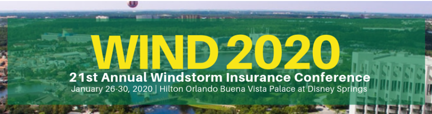 Windstorm Insurance Conference Orlando 2020